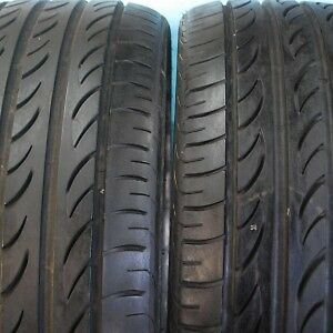 295/40R21 Set of 2 Pirelli Used FREE Inst.&Bal.70%tread