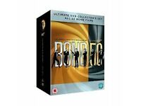 BOND 50 JAMES BOND BOXSET