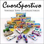 Cuore Sportivo: Vintage Toys & more