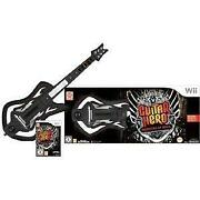 Wii Guitar Hero Bundle