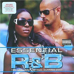 ESSENTIAL R&B SUMMER 2005 (2 CD) BRAND NEW FACTORY WRAPPED CD
