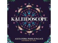4x Kaleidoscope FestivalTickets