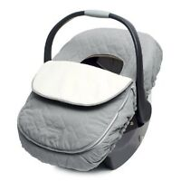 JJ Cole Grey Carseat Cover