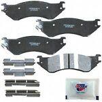 Carquest Brakes Pmd702ah Rear Premium Semi Metallic Brake Pads