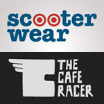 The Cafe Racer and Scooter Wear