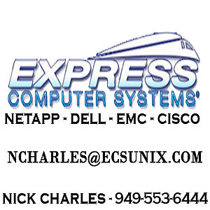 ECS Netapp Dell EMC 949-553-6444
