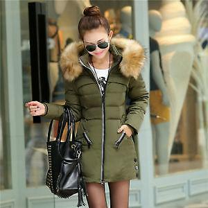Hooded Fur Coat | eBay