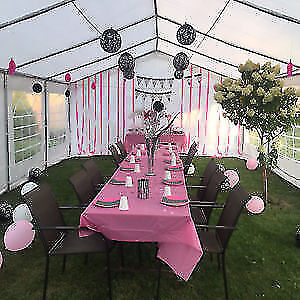 Tents and party rental. Book today