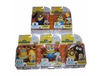 Minions Deluxe Actions Figures 4 different ones £6 each