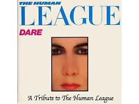 Talented Vocalists wanted for Human League Tribute Shows