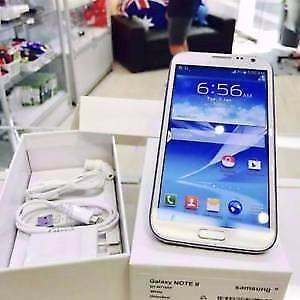 SPOTLESS GALAXY NOTE 2 16GB WHITE UNLOCKED WARRANTY TAX INVOICE Surfers Paradise Gold Coast City Preview