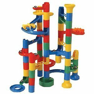 Discovery Toys MARBLE WORKS (70 pieces) homeschool