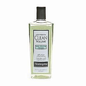 Neutrogena Clean Shampoo | eBay