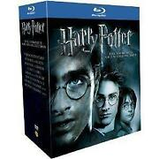Harry Potter Complete Collection Blu Ray