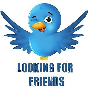 Looking for friend