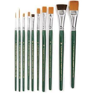 artis brushes gold. artist paint brushes artis gold d