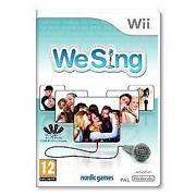 Wii Sing