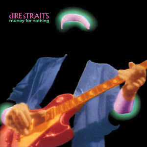 Dire Straits-Money For Nothing cd-Great collection