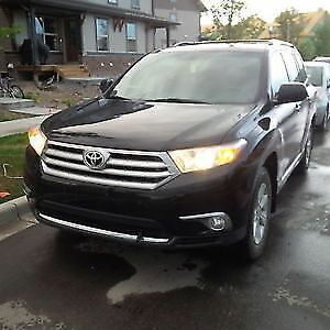 2011 Toyota Highlander NO ACCIDENTS