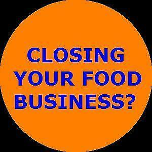 Closing your restaurant of store?   Food equipment liquidators