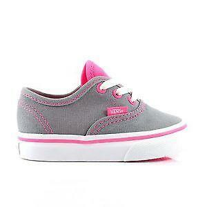 bdf51fbf9a2715 Baby Vans Trainers Size 5