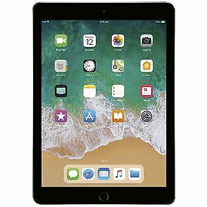 IPad 9.7'' Wi-Fi & Cellulaire GSM LTE 128GB
