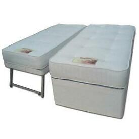 Single bed with Underbed guest bed- Excellent condition