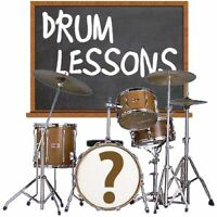 Drum Teacher Offering Lessons in Your Home