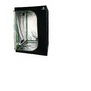 5' x 5' x 5' Fusion Hut 600D Low Profile Mylar Grow Tent