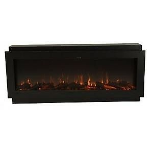"""65"""" Multi Color Fireplace with Touch Screen"""