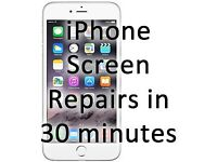 ****SPECIAL OFFER***** IPHONE SCREEN (LCD) REPAIRS EXPRESS REPAIRS WHILE YOU WAIT....