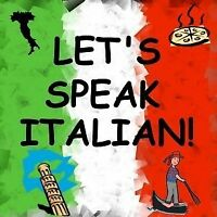 Italian lessons with native speaker