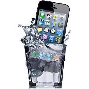 Water Damage iPhone repair