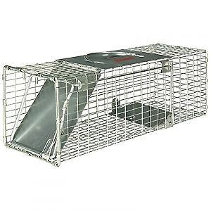 BRAND NEW never used live animal traps 32x12x10