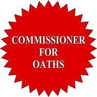 Weekend Mobile Commissioner of Oath