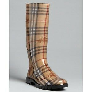 Burberry Wellies, Size 38, in original box