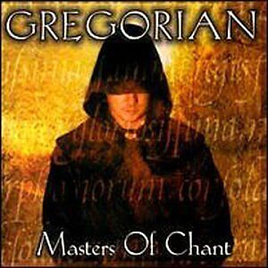 Gregorian Masters of Chant....debut cd London Ontario image 1