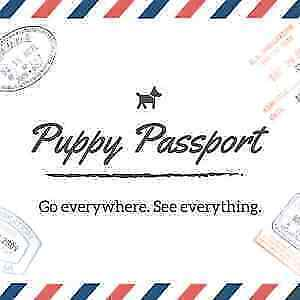THE PAWSH PUPPY PASSPORT - Complete Puppy Training Package