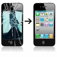 Reparation vitre Iphone ou Ipad