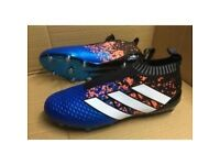 PureControl Adidas Laceless Boots!!