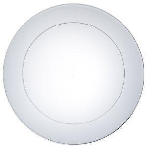 plastic dinner plates ebay