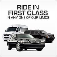 AIRPORT LIMO SERVICE ☎️ 416-407-7355