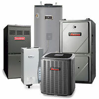 Furnaces-Air conditioners-Lowest prices in Ontario-$650 Rebates