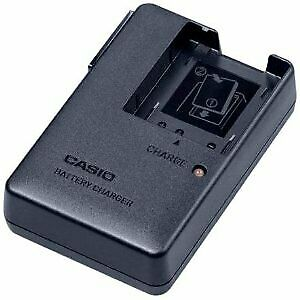 Casio BC-80L Battery Charger &  NP-80 Battery for Exilim cameras