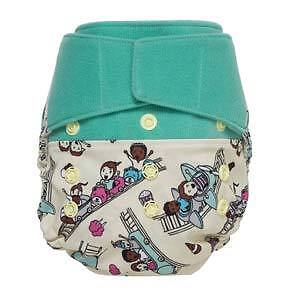 GroVia Part Time Package - The Perfect Cloth Diaper starter kit! Kitchener / Waterloo Kitchener Area image 5