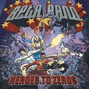 Beta Band-Heroes to Zeroes cd-Excellent condition