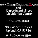 www.CheapChopperz.com