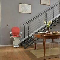 Chaise d'escalier / Straight Stairlift