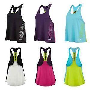 zumba top s tops ebay. Black Bedroom Furniture Sets. Home Design Ideas