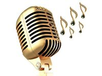Singing lessons for beginners, experienced or for confidence building